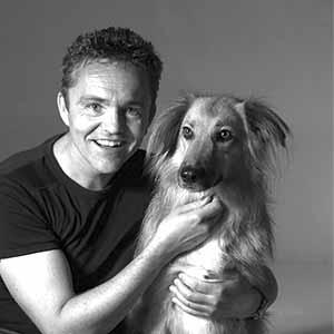 Hondenspecialist Arnoud Busscher